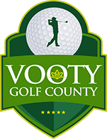 Vooty Golf County Logo